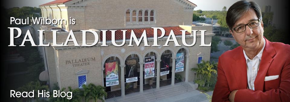 Paul Wilborn's PalladiumPaul Blog